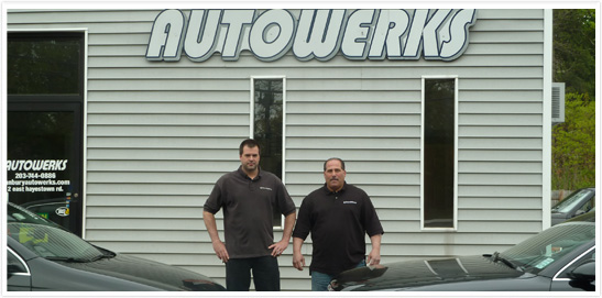 Auto repair service in Danbury CT